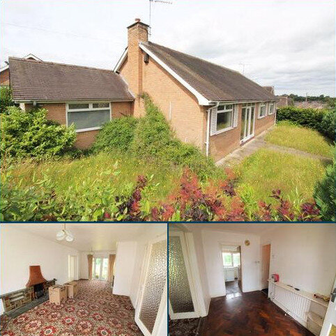 3 bedroom detached bungalow for sale - Snowdon Drive, Ty Gwyn, Wrexham