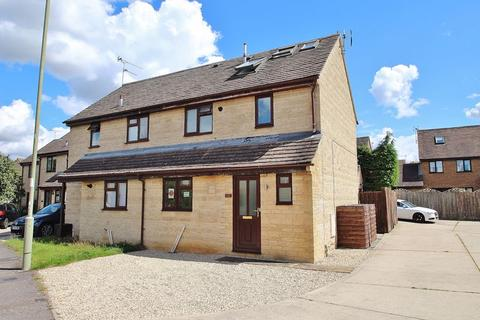 3 bedroom semi-detached house for sale - WITNEY