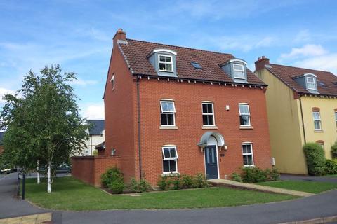 5 bedroom detached house to rent - Elderberry Way, Bristol