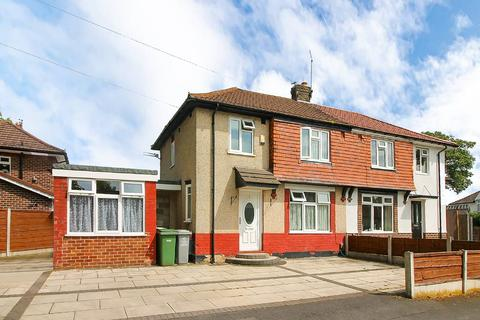 3 bedroom semi-detached house for sale - Minehead Avenue, Flixton, Manchester, M41