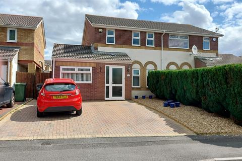4 bedroom semi-detached house for sale - Powderham Drive, Carlton Gardens, Cardiff