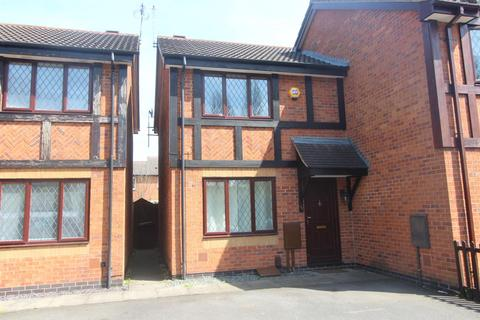 2 bedroom semi-detached house to rent - Cherry Hills Road, Leicester