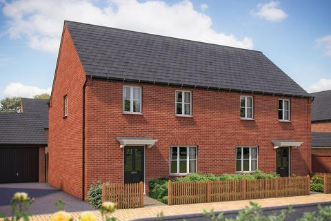 3 bedroom semi-detached house for sale - Plot The Chessington 073, The Chessington at Kingsmere, Phase 3 Plot 48, 17 Whitelands Way , Oxfordshire OX26