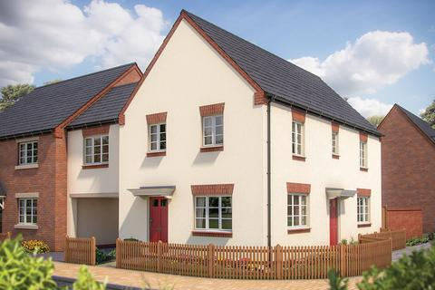 4 bedroom link detached house for sale - Plot The Cottisford 072, The Cottisford at Kingsmere, Phase 3 Plot 48, 17 Whitelands Way , Oxfordshire OX26