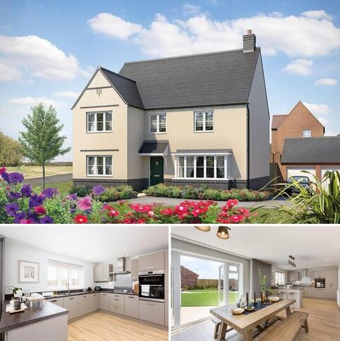 5 bedroom detached house for sale - Plot The Chester 905, The Chester at Waterside Place, Oxfordshire OX15