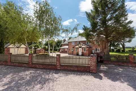 5 bedroom farm house for sale - Bickley Moss, Tarporley Road, Nr. Cholmondeley