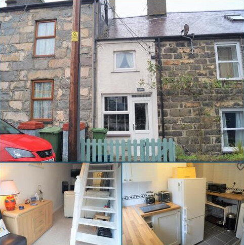 1 bedroom terraced house for sale - Stryd Y Plas, Nefyn, Pwllheli