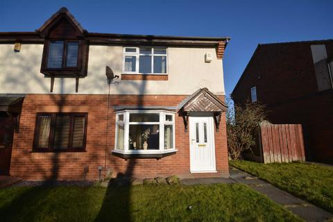 2 bedroom semi-detached house to rent - Worsley Mesnes Drive, Wigan, WN3 5YD