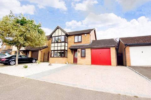 4 bedroom detached house for sale - Worcester Close, Little Billing, Northampton