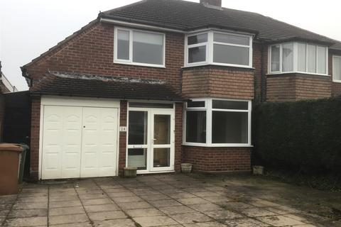 3 bedroom semi-detached house to rent - Blackwood Drive, Streetly, Sutton Coldfield B74 3QL