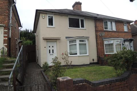 3 bedroom semi-detached house to rent - Tansley Road, Kingstanding, Birmingham, B44 0DJ