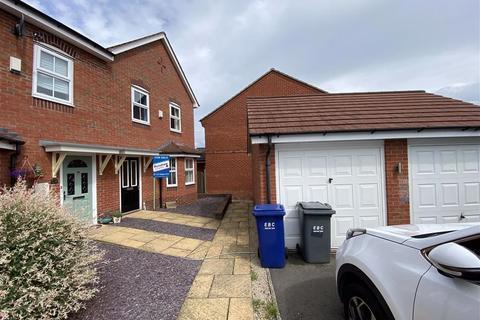 3 bedroom semi-detached house to rent - Redbridge Close, Ilkeston, Derbyshire