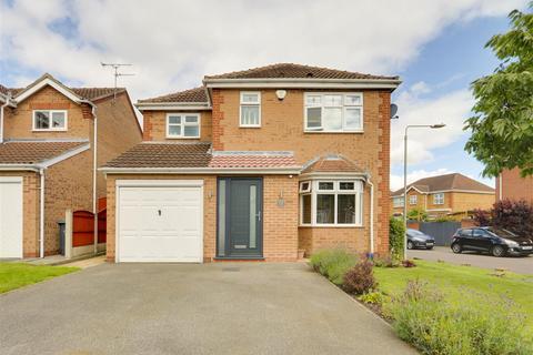 4 bedroom detached house for sale - The Drift, Hucknall, Nottinghamshire, NG15 8DT