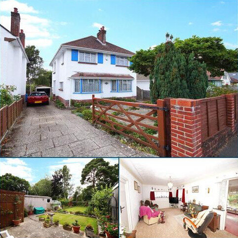 4 bedroom detached house for sale - Austin Avenue, Lilliput, Poole, Dorset, BH14