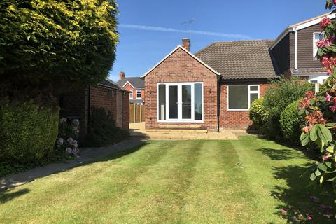 2 bedroom semi-detached bungalow for sale - Wybunbury, Cheshire