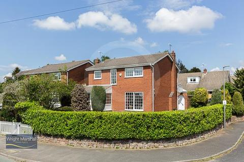 4 bedroom detached house for sale - Moorlands Drive, Wybunbury, Cheshire
