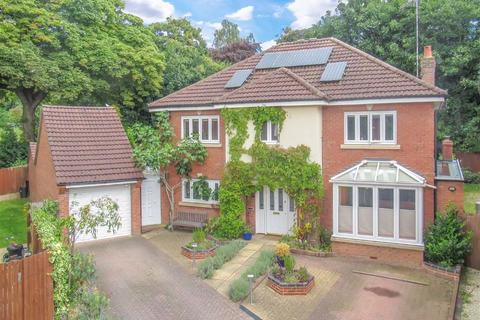 4 bedroom detached house for sale - Queens Court, Queens Park Road