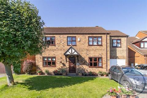 4 bedroom detached house for sale - Summerfield Drive, Knottingley, West Yorkshire