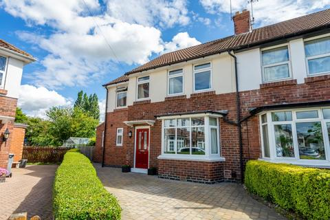 4 bedroom end of terrace house for sale - Scrope Avenue, Heworth, York