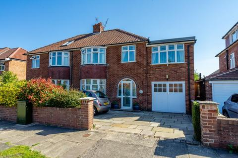 4 bedroom semi-detached house for sale - Lycett Road, Dringhouses, York