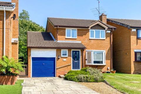 3 bedroom detached house for sale - Wardlow Close, West Hunsbury, Northampton