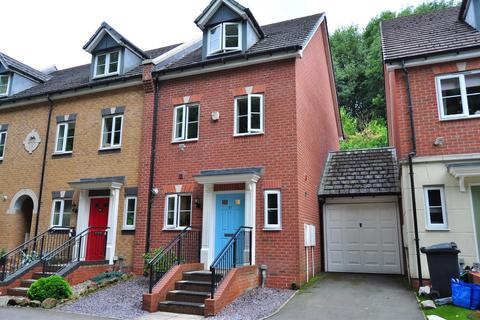 4 bedroom end of terrace house for sale - Clancey Way, Halesowen