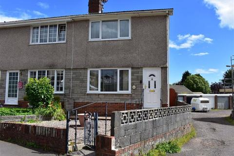 2 bedroom end of terrace house for sale - Croftfield Crescent, Newton, Swansea