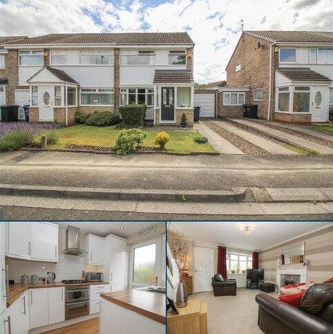 3 bedroom semi-detached house for sale - Launceston Close, Newcastle Upon Tyne