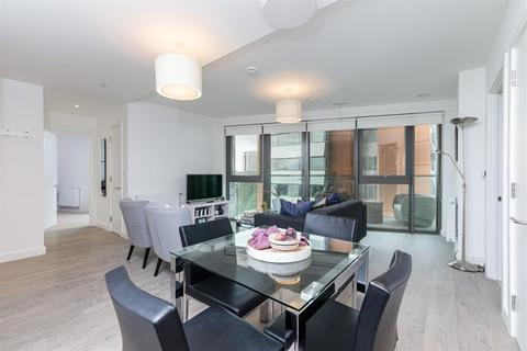 2 bedroom apartment to rent - North Wharf Road, London