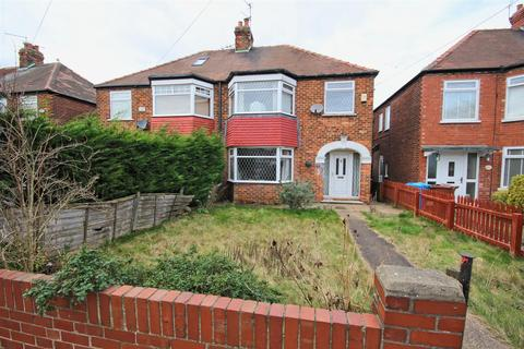 3 bedroom semi-detached house for sale - County Road North, Hull