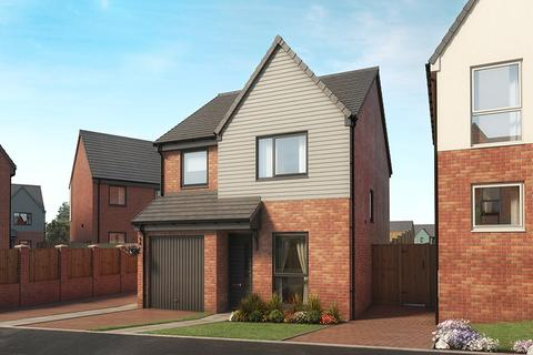 4 bedroom house - Plot 109, The Rowingham at Bucknall Grange, Stoke on Trent, Eaves Lane, Bucknall ST2