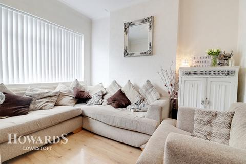 3 bedroom end of terrace house for sale - Roman Road, Lowestoft