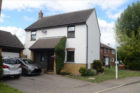 3 bedroom detached house for sale - Hurrell Down, Boreham, Chelmsford