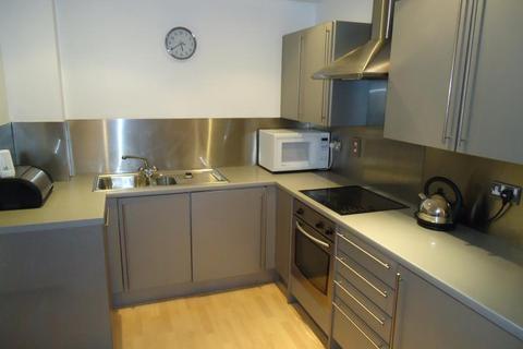 2 bedroom apartment to rent - The Quays, LS1 4ES