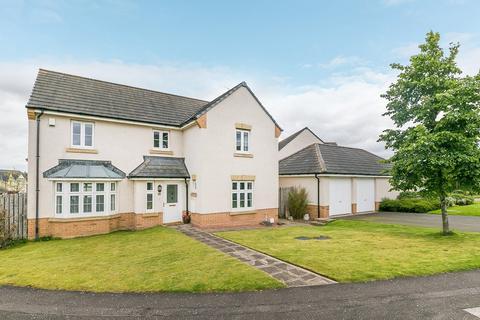 4 bedroom detached house for sale - Burnbrae Avenue, Bonnyrigg, EH19
