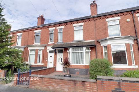 3 bedroom terraced house for sale - Nelson Street, Crewe