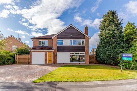 4 bedroom detached house for sale - Bramley Garth, York, YO31 0NH