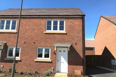 2 bedroom semi-detached house to rent - Rome Avenue, Aylesbury, HP21