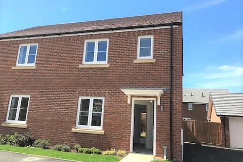 3 bedroom semi-detached house to rent - Rome Avenue, Aylesbury, HP21