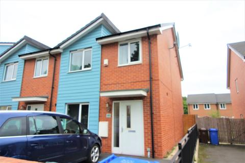 3 bedroom semi-detached house to rent - Varley Street, Manchester