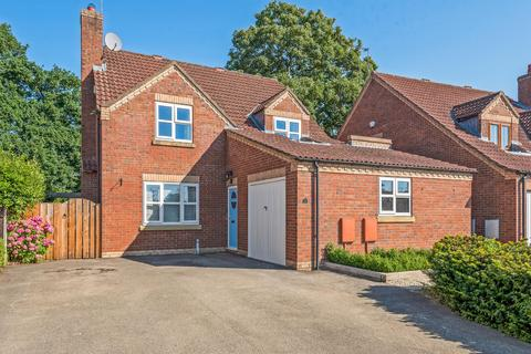 4 bedroom detached house for sale - Briarsfield, Barmby Moor, York, YO42 4HN