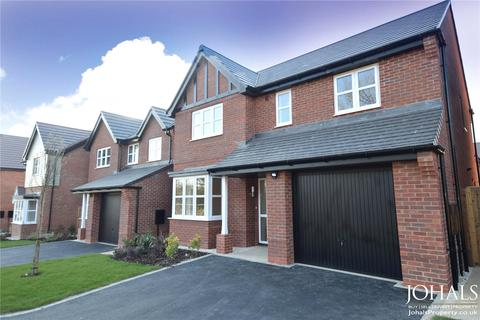 4 bedroom detached house to rent - Wakeling View, Oadby, Leicester, Leicestershire, LE2