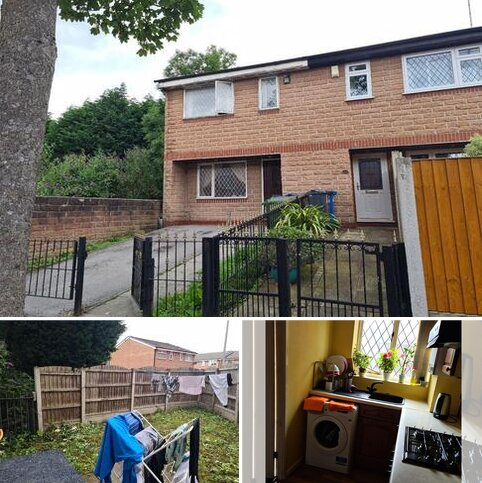 3 bedroom terraced house for sale - Lawson Street, Manchester, M9