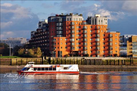 2 bedroom apartment for sale - New Atlas Wharf, E14