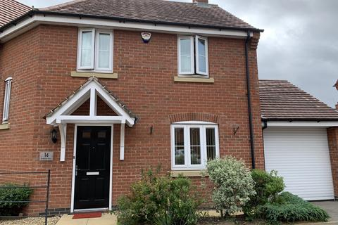 3 bedroom semi-detached house to rent - Buttercup Road, Desborough NN14