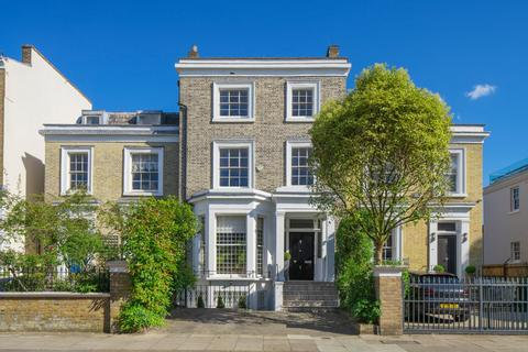 6 bedroom terraced house for sale - Carlton Hill, St Johns Wood, London, NW8