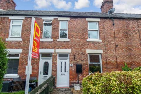 2 bedroom terraced house to rent - Pretoria Avenue, Morpeth, Northumberland, NE61 1QE