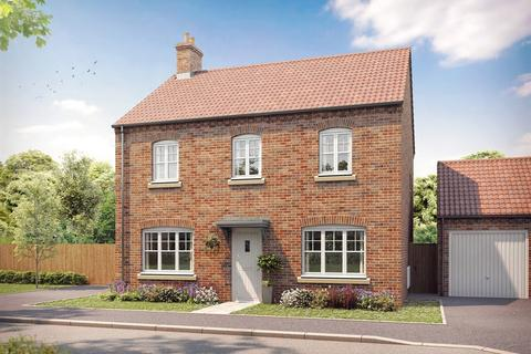 4 bedroom detached house for sale - Plot 90, The Kilburn at Germany Beck, Bishopdale Way YO19