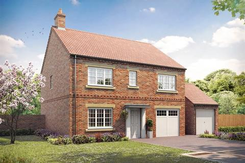 5 bedroom detached house for sale - Plot 89, Londesborough at Germany Beck, Bishopdale Way YO19