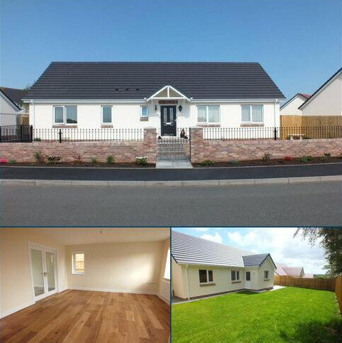 3 bedroom detached bungalow for sale - Plot 30, Beaconing Drive, Steynton, Milford Haven